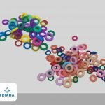 Colorful O-Rings…..